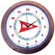 Neonetics 15'' Mopar Arrow Wall Clock