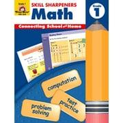 Evan-Moor Math Grade 1 Book