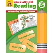 Evan-Moor Skills Sharpeners Reading Grade 5 Book