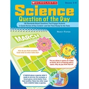 Scholastic Science Question Of The Day Book