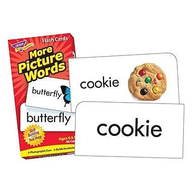 Trend Enterprises More Picture Flash Cards