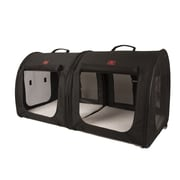 OneForPets 2-in-1 Double Fabric Portable Yard Kennel