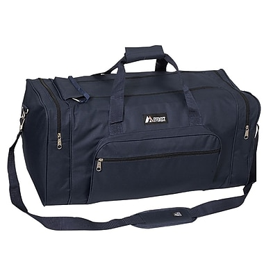Everest 25'' Classic Travel Duffel; Navy
