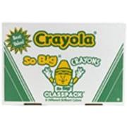 Crayola Crayons So Big Class Pack 200ct