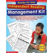 Scholastic Ready-to-Use Independent Reading Book