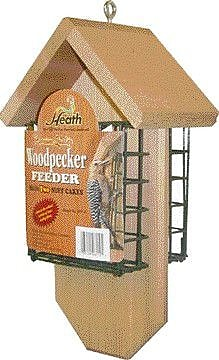 Heath Mfg Co Cake Suet Bird Feeder (WYF078277032546) photo