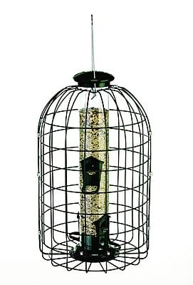 Audubon/Woodlink Squirrel Proof Caged Tube Bird Feeder (WYF078277045779) photo