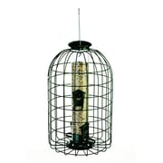 Audubon/Woodlink Squirrel Proof Caged Tube Bird Feeder