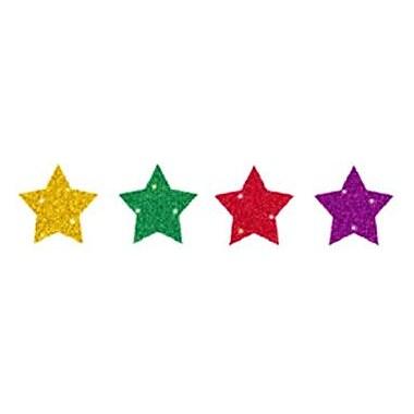 Carson Dellosa Publications Dazzle Seals Stars Sticker