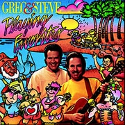 Creative Teaching Press Playing Favorites Greg and Steve CD