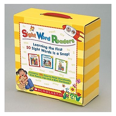 Scholastic Sight Word Reader Library Book