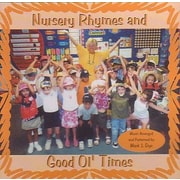 Melody House Nursery Rhymes and Good Ol Times CD