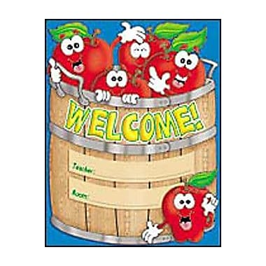 Teachers Friend Welcome Basket Chart