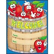Teachers Friend Welcome Basket Chart