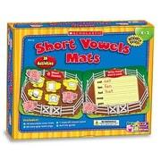 Teachers Friend Short Vowels Mats
