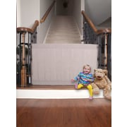 TheStairBarrier Banister to Banister Safety Gate; 32'' H x 43''- 52'' W