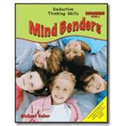 Critical Thinking Press Mind Benders Beginning 2 Book