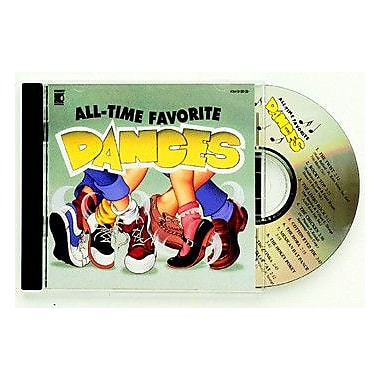 Kimbo Educational All-Time Favorite CD