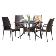 Home Loft Concepts Cherish 5 Piece Dining Set