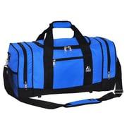 Everest Crossover 20'' Travel Duffel; Royal Blue / Black