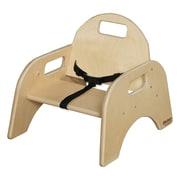 Wood Designs Wood Classroom Chair; 11''