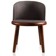 Ceets Kapp Leisure Lounge Chair; Grey