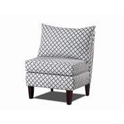 Carolina Accents Style Lounge Chair; Black