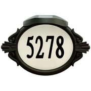 Enviromate Designer's Choice 1-Line Wall Address Plaque