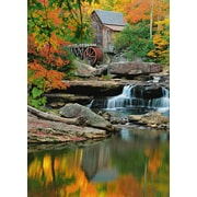 Brewster Home Fashions Ideal Decor Grist Mill Wall Mural