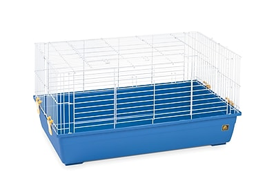 Prevue Hendryx Deep Tub Small Animal Cage; Blue