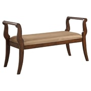 Hokku Designs Swansea Two Seat Bedroom Bench