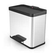 Hailo USA Inc. Trento 5 Gallon Step On Trash Can