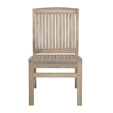 Anderson Teak Sahara Patio Dining Chair