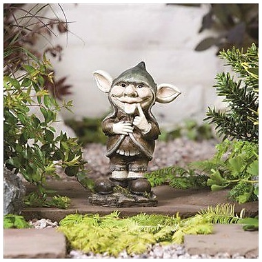 KelKay Licky Cheeky Rascal Statue