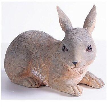 KelKay Laying Bunny Statue