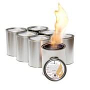 TF Essentials SunJel Citronella Gel Fire Space Fuel (Pack of 6)