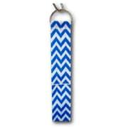 Boottique, Inc. The Chevron Closet Cascader Hanging Organizer; Blue