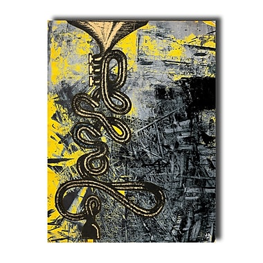 Ready2hangart The Color of Jazz III' Painting Print on Canvas
