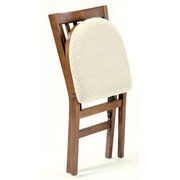 Stakmore Schoolhouse Side Chair (Set of 2); Fruitwood