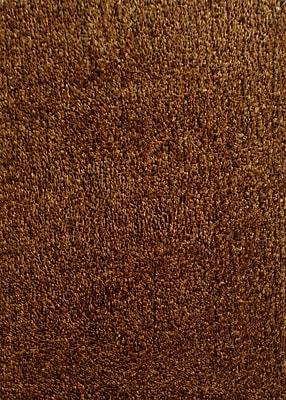 Rug Factory Plus Harmony 2 Toned Brown Shag Area Rug; 8' x 10'