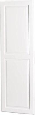 NuTone Custom Door; White