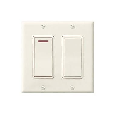 Broan 2 Function Control; Ivory