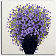 Omax Decor Lovely Day for a Garden Party' Painting on Canvas