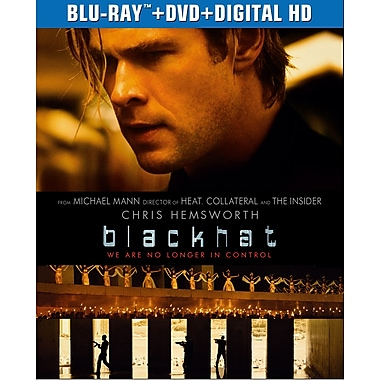 Blackhat (Blu-ray/DVD)