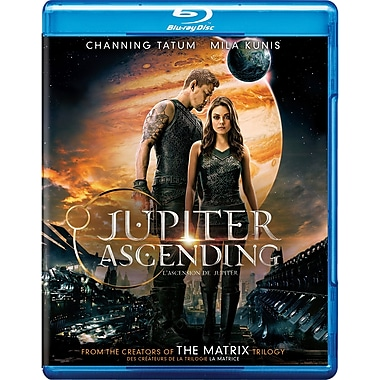 Jupiter Ascending (Blu-ray/DVD)
