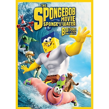 The Spongebob Movie: Sponge Out of Water, film