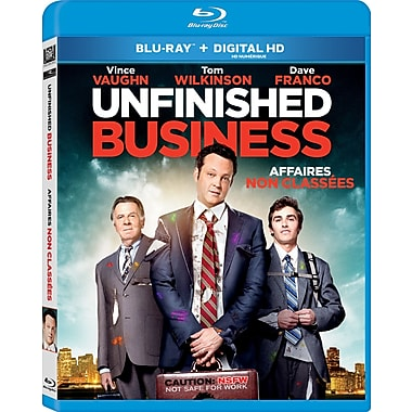 Unfinished Business (Blu-ray)