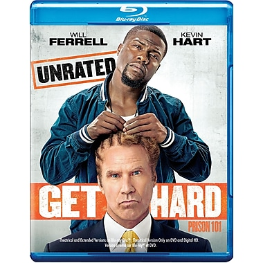 Get Hard (Blu-ray/DVD)