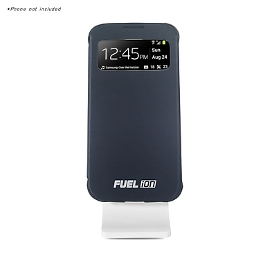 Patriot PCGCS4DS Fuel ION Kit, Samsung Galaxy S4 Case with Charging Stand