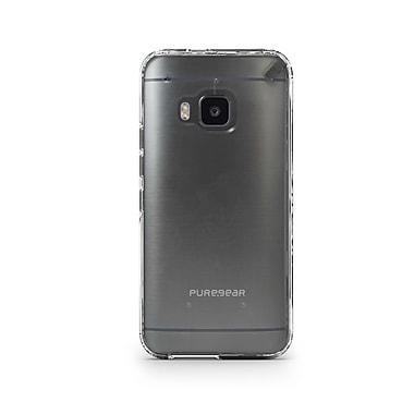 Puregear – Étui 61104PG Slim Shell pour One M9, transparent